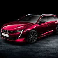 Peugeot 508 SW 2018, la versión familiar está cerca: la marca calienta motores con un primer teaser