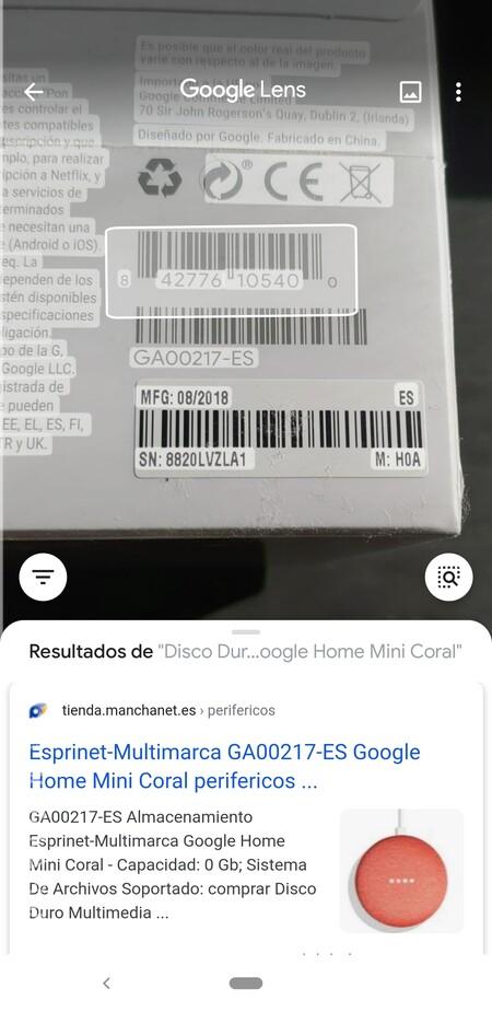 Codigo Barras