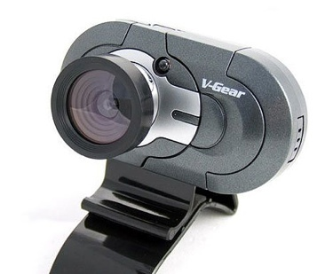 V-Gear Talkcam Tracer, webcam con enfoque automático