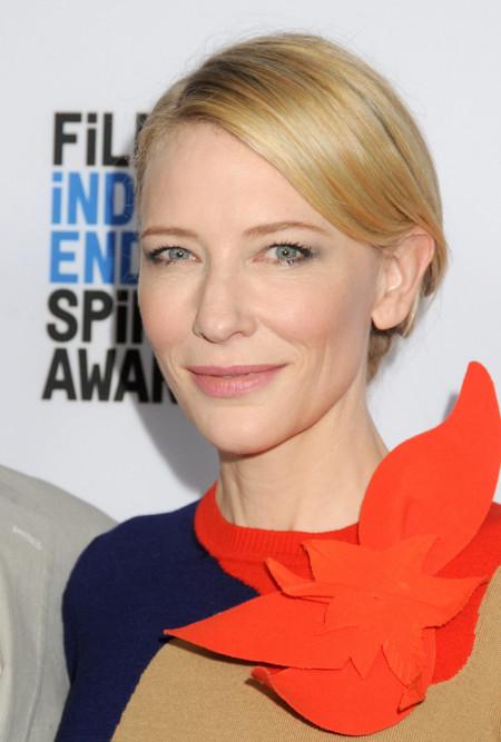 Un Delpozo se coló en el brunch de los Film Independent Spirit Awards (gracias a Cate Blanchett)