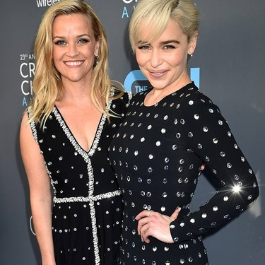 Las peor vestidas de los Critics' Choice Awards 2018