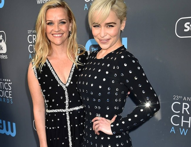 peor vestidas critics choice awards 2018 alfombra roja