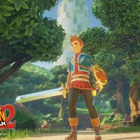 Oceanhorn 2: Knights of the Lost Realm nos cautiva con su nuevo y maravilloso gameplay