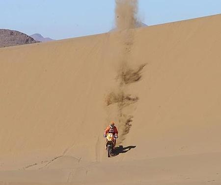 El Dakar se encalla en Sudamérica