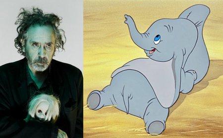 Tim Burton va a dirigir el remake de 'Dumbo'