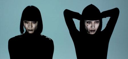 No te pierdas las espectaculares proyecciones de Inori: la tecnología transforma rostros en lienzos de arte digital