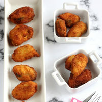Mejillones empanados, la receta perfecta para el aperitivo