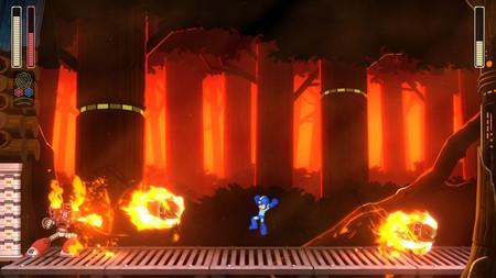 El nuevo gameplay de Mega Man 11 muestra un enfrentamiento contra Torch Man, el Robot Master más ardiente