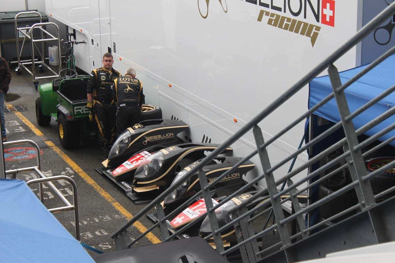 Foto de 24 horas de Le Mans 2012 (100/160)