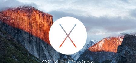 La actualización de OS X El Capitan 10.11.1 ya está disponible para todos