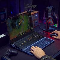 ASUS ROG Zephyrus Duo 15: el portátil gaming más potente de ASUS tiene dos pantallas y está preparado para el Ray-Tracing
