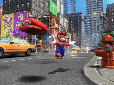 Las posibilidades del movimiento de captura con la gorra de Super Mario Odyssey en un nuevo gameplay