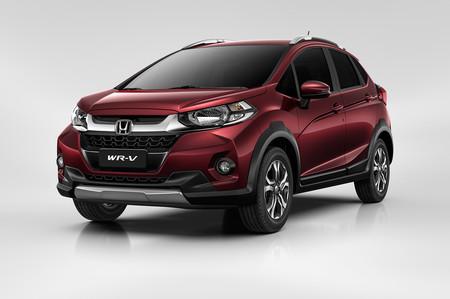 La lista de crossover subcompactas sigue creciendo. Honda presentó la WR-V en Brasil