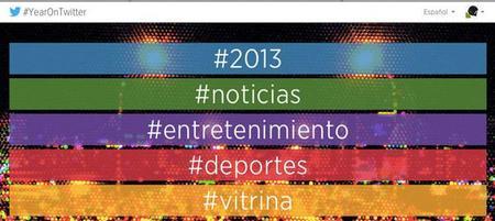El resumen del 2013 según Twitter