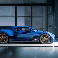 El último de los Bugatti Divo ya ha salido de fábrica y despide a esta exclusiva bestia de 1.500 CV y 5 millones de euros