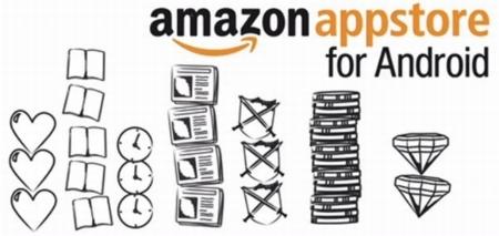 Se confirma la llegada a España de la Amazon App Store para este verano