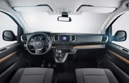 Toyota ProAce Verso, toma de contacto