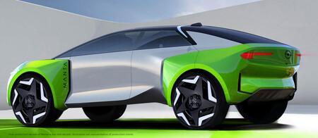 Opel Manta concept