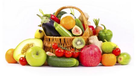 Cinco porciones al día de frutas y verduras, ¿son suficientes?