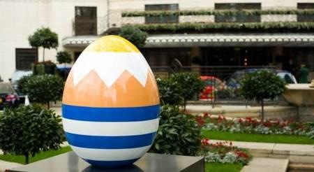 Peter Blake huevo
