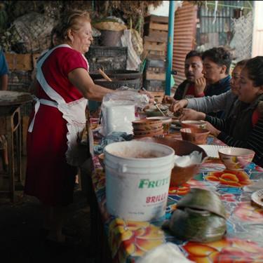 Este es el tráiler oficial de Street Food Latinoamérica una oda a la comida callejera de Oaxaca y de otros lugares de América Latina