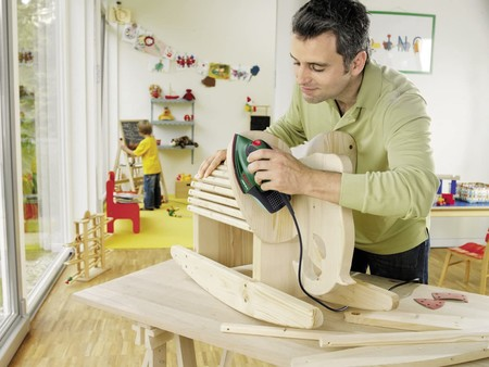 Ofertas en bricolaje y herramientas en Amazon: lijadoras Bosch, bolsas Stanley o sierras Black & Decker