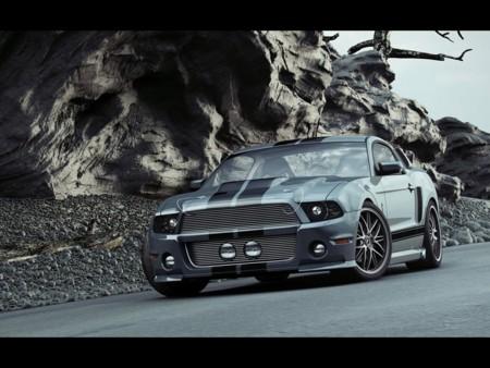 2012 Reifen Koch Ford Mustang Konquistador