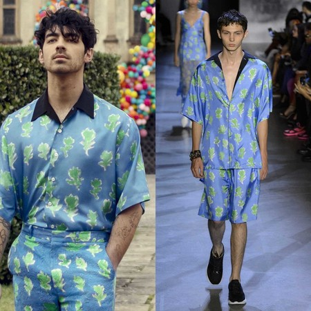 Jonas Brothers Suckers Wearing Prabal Gurung Menswear Collection Spring Summer 2019 02