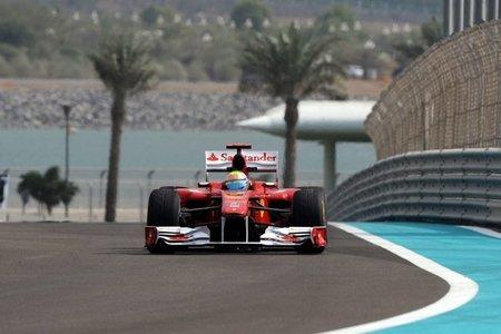 Luca Cordero di Montezemolo pone nota a los pilotos Ferrari 2010