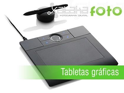Una buena herramienta para el fotógrafo: las tabletas gráficas