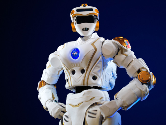 Valkyrie Robot 4 0