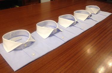 Claves para elegir el cuello de tu camisa en función de la morfología de tu rostro