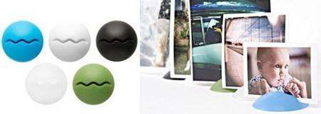 Tha Snapshot Dot, soporte de silicona para tus fotografías