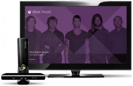 Xbox Music adelanta su llegada a la Xbox 360 y sale mañana
