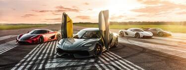Para Koenigsegg el futuro está en usar combustible de volcanes semiactivos: así quieren crear energía para autos cero emisiones