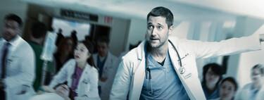 Por qué 'New Amsterdam' está triunfando en Netflix: no es solamente otra serie más de hospitales