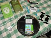 Cómo sustituir el disco duro del iPod mini por memoria Compact Flash