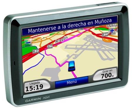 Garmin nüvi 5000, GPS para profesionales