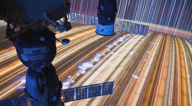 Don Pettit, astronauta y fotógrafo del espacio