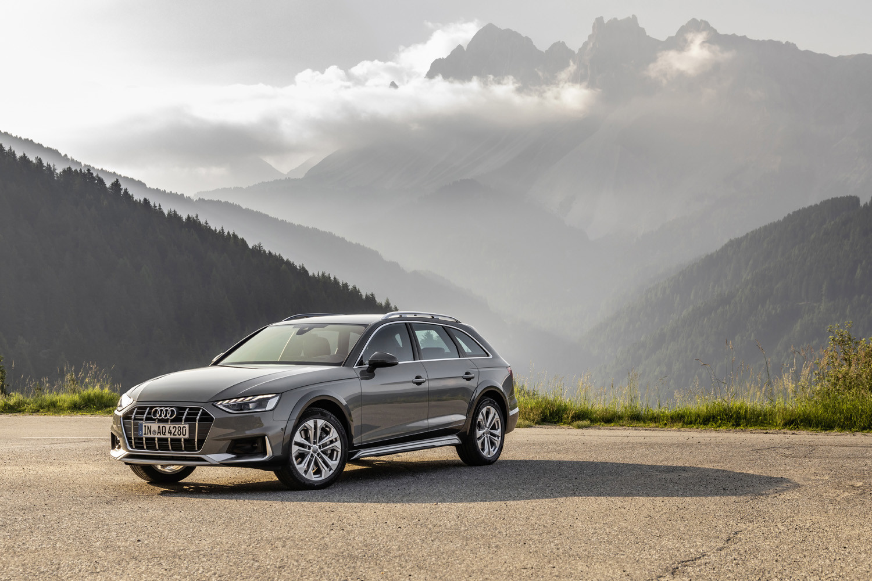 Foto de Audi A4 allroad quattro 2019, toma de contacto (20/21)