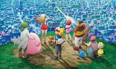 Pokémon: El poder de todos, la próxima película de la serie, estrena su primer tráiler en castellano