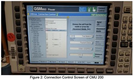 prueba FCC radiación iPhone