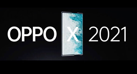 OPPO X 2021: el innovador concepto de móvil con pantalla extensible y enrollable que han mostrado junto a unas nuevas gafas de AR