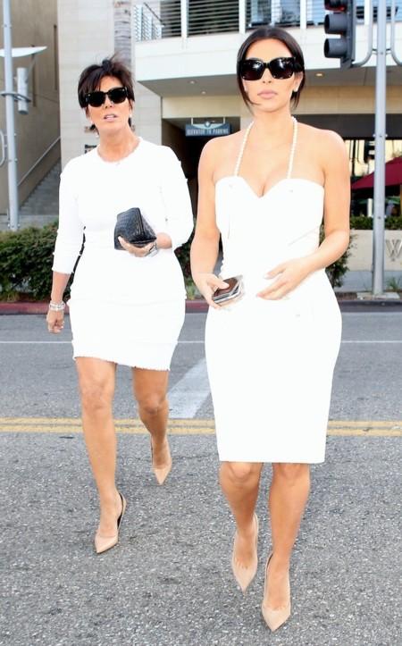 kardashian blanco