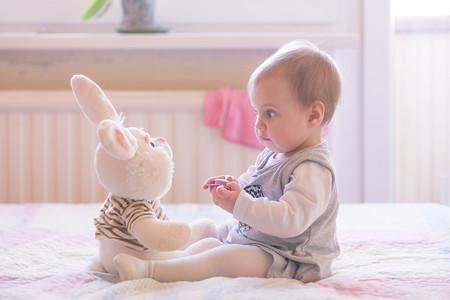 lenguaje bebé de diez meses