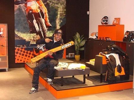 Iván Cervantes regresa a KTM para el 2013