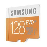 Tarjeta MicroSD de 128GB Samsung Evo por 34 euros y envío gratis