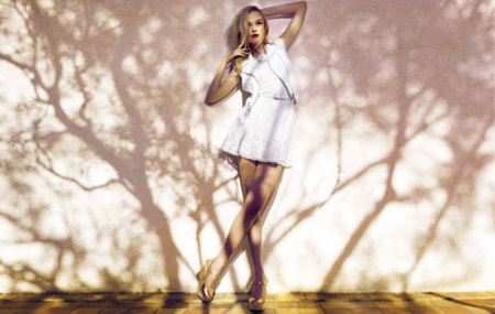 Stradivarius lookbook mayo 2012