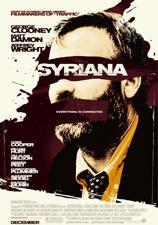Preestreno de Syriana en Madrid