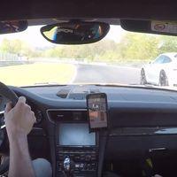 Así como si nada, este Porsche 911 GT3 RS hace Nürburgring en 7 minutos y seis segundos (con vídeo)